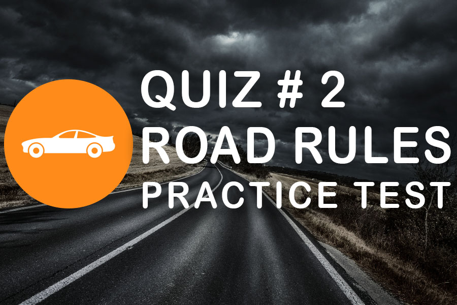Saskatchewan Driving Test Quiz