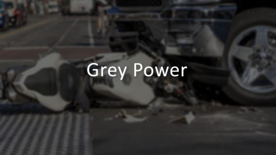Grey Power – Car Insurance for Those Over 50